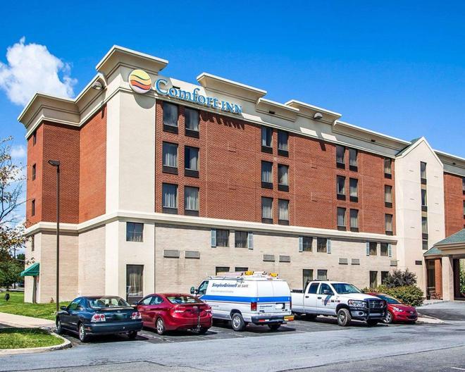 Comfort Inn Lehigh Valley West - Allentown - Rakennus