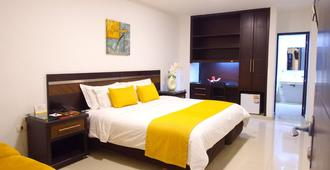 Hotel San Jose Plaza - Bucaramanga - Habitación