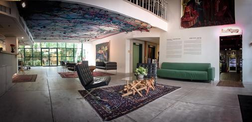 The Diaghilev Live Art Suites Hotel - Tel Aviv - Hành lang