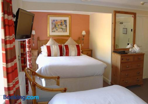 The Downe Arms Hotel - Scarborough - Phòng ngủ
