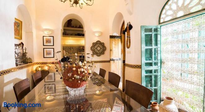 Dar Kleta - Marrakesh - Dining room
