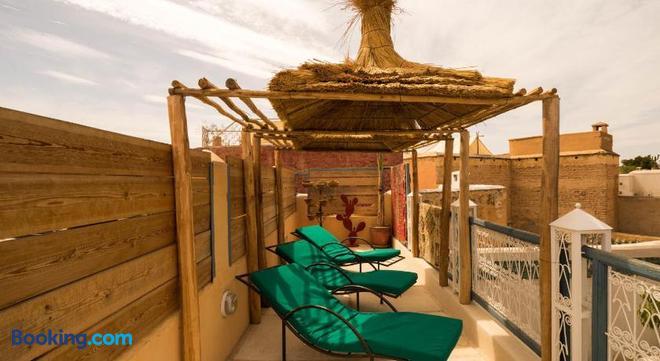 Dar Kleta - Marrakesh - Balcony