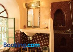 Dar Kleta - Marrakesh - Bathroom