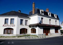 Hôtel Saint-Hubert - Cour-Cheverny - Edificio