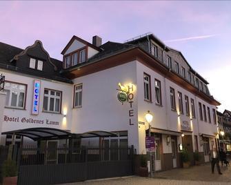 Hotel Goldenes Lamm - Idstein - Building