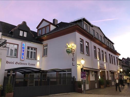 Hotel Goldenes Lamm - Idstein - Edificio