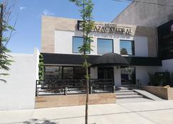 Hotel Plaza Catedral - Torreón - Edificio