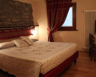 Lo Micio di Tata - Pré-Saint-Didier - Bedroom