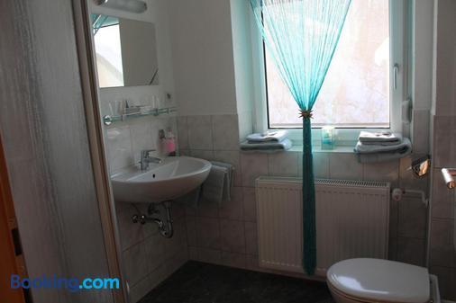 Pension Friederike Eder - Selzthal - Bathroom