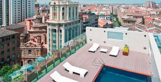 Hotel Alfonso - Zaragoza - Edificio