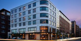 AC Hotel By Marriott Portland Downtown/Waterfront, Me - Portland - Edificio