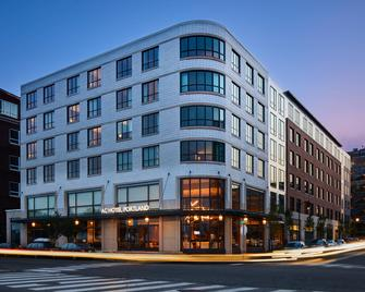 AC Hotel By Marriott Portland Downtown/Waterfront, Me - Портленд - Building