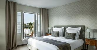 Hôtel Parc Saint Séverin - Paris - Bedroom