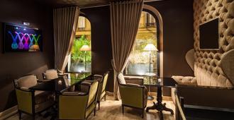 B Montmartre - París - Lounge