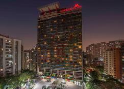 Maksoud Plaza - Sao Paulo - Building