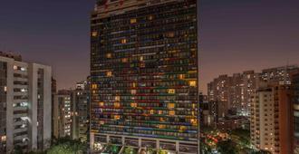 Maksoud Plaza - Sao Paulo - Rakennus