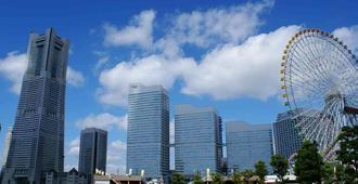 Best Western Yokohama - Yokohama - Vista esterna