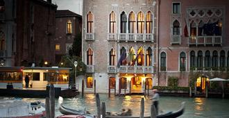 Pesaro Palace - Venice - Outdoor view