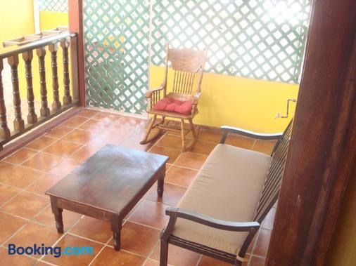 Posada Aguila Real - Palenque - Balcony