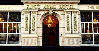 Royal Kings Arms Hotel - Lancaster - Building
