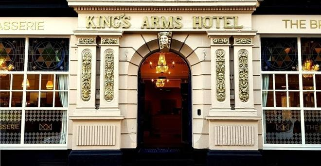 Royal Kings Arms Hotel - Lancaster - Edificio