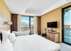 Amante Narikala Hotel - Tbilisi - Slaapkamer