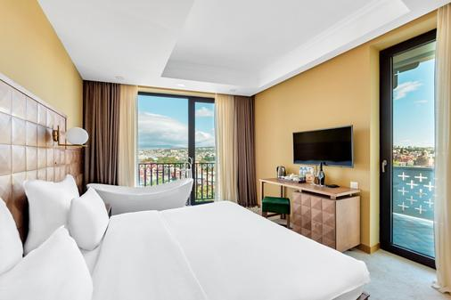 Amante Narikala Hotel - Tbilisi - Bedroom