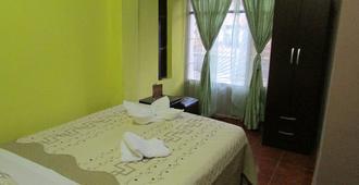 Hostal Wanka - Trujillo - Habitación