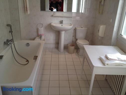 Hôtel du Nord - Besançon - Bathroom