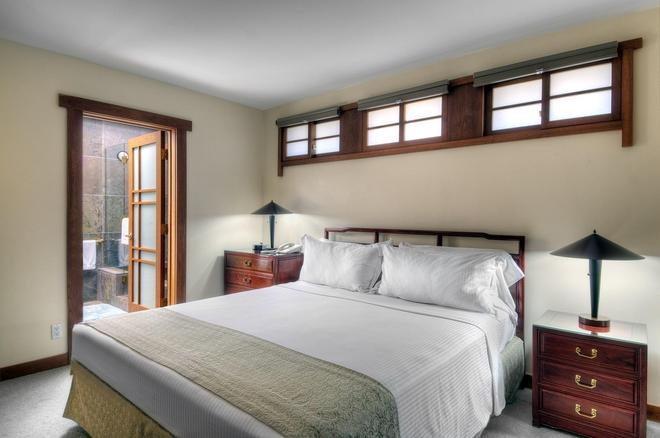 黛娜花園酒店 - 帕羅阿爾多 - 帕洛阿爾托 - 臥室