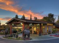 Dinah's Garden Hotel - Palo Alto - Rakennus