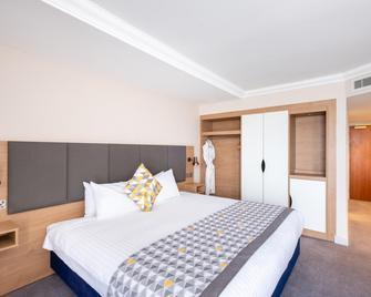 Holiday Inn Leicester - Лестер - Спальня