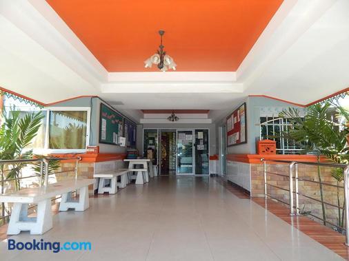 Dhanakarn Place - Chonburi - Front desk