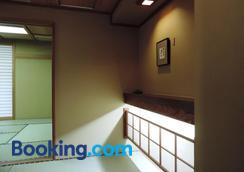 會津若松飯店 - 會津若松市 - 臥室