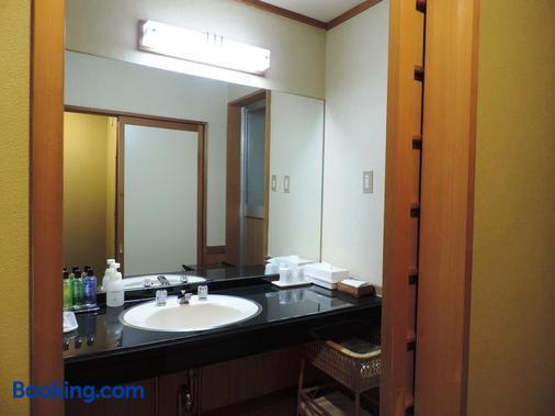 會津若松飯店 - 會津若松市 - 浴室