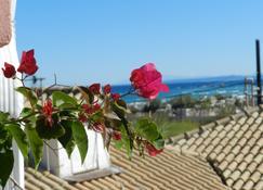 Infinity blue beach apartments - Tsilivi - Vista del exterior
