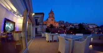 San Giorgio Hotel - Modica - Balcón