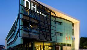 NH Gijón - Gijón - Κτίριο