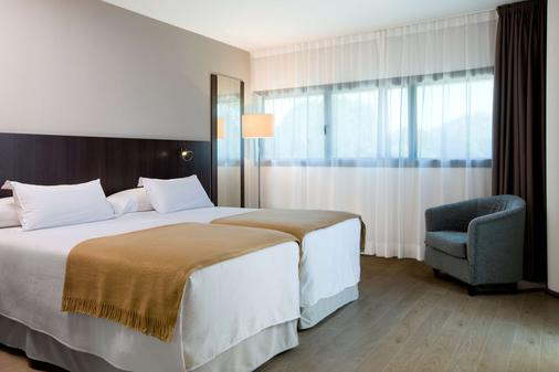 NH Gijón - Gijón - Bedroom