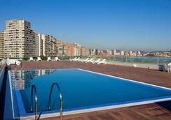 NH Gijón - Gijón - Pool