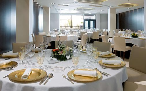 NH Gijón - Gijón - Banquet hall