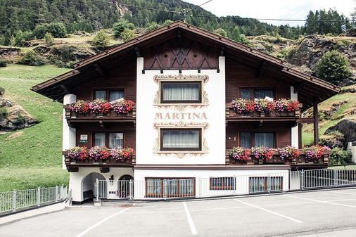 瑪蒂納旅館 - 索爾登 - 索爾登 - 建築