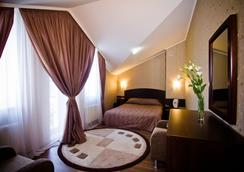 城市俱樂部酒店 - 哈爾科夫 - 哈爾科夫 - 臥室