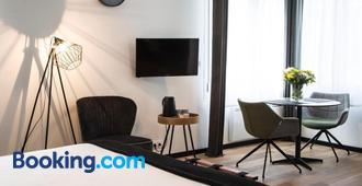 Appart' Rennes Bnb - Rennes - Bedroom