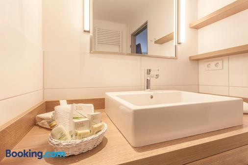 Hotel Bernstein - Sellin - Μπάνιο