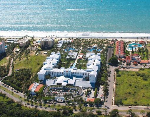 Clubhotel Riu Jalisco - Bahia de Banderas - Gebäude