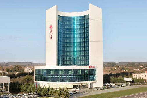 Ramada Hotel & Suites by Wyndham Edirne - Αδριανούπολη - Κτίριο