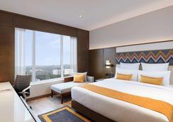 高哈地gs路諾富特飯店 - 高哈蒂 - 臥室