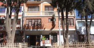 Hostal Coronel Pedro Arraya - Tupiza - Edificio
