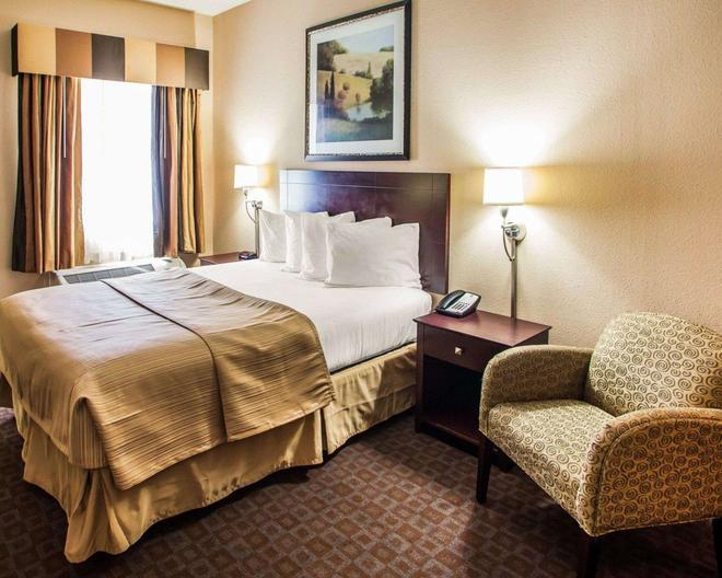 Quality Inn & Suites - Peoria - Bedroom